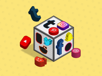 How To Use Social Media as a Designer and Artist